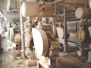 double acting piston diaphragm pump